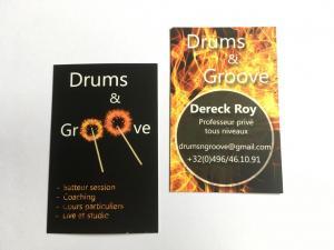 DRUMS & GROOVE